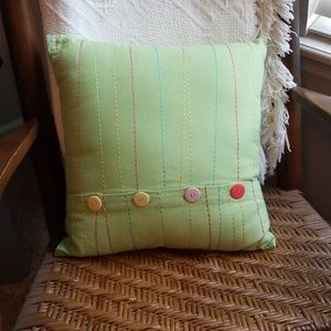 Other - Green pillow
